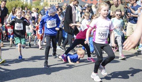 Direkte: Larviksløpet lørdag kan du følge direkte på på ØPs nettavis, eller se i opptak i etterkant. Arkivfoto: Henning Rugsveen