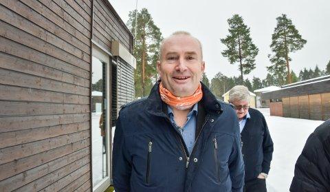 KLINGENDE MYNT: Sven Inge Sunde og Anno Museum har fått friske penger fra Kulturdepartementet.