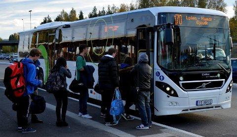 NYTT NAVN: Innlandstrafikk blir det nye navnet på busselskapet i Innlandet.