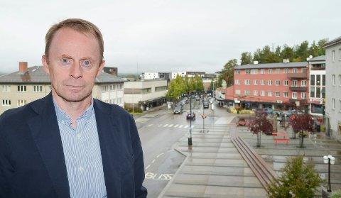 VEL VERDT PENGENE: Kommunedirektør Kristian Trengereid mener konsulentbruken var vel verdt pengene siden Elverum blir en sykehusby også i framtiden.