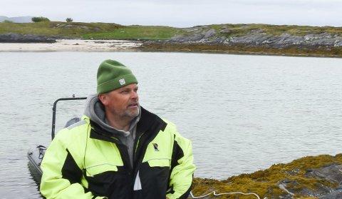 Buneset, Morten Aspdal Olsen, Vikingen, Polarcirkelen maritime Polarsirkeløya Polarsirkelgården