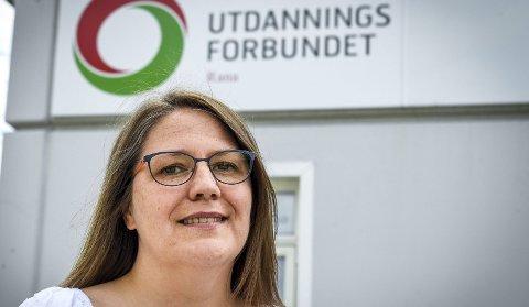 Lokal leder for Utdanningsforbundet Rana, Liss-Hege Bjørnø utfordrer til verdidebatt om målet med barnehagene, og er ikke fremmed for å korte inn på åpningstidene hvis det er best for barna.