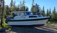Hemnes kommune leter etter eieren av denne båten.