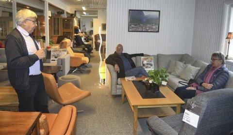 Siste Ringsaker Blad - Lever godt i skyggen av IKEA DG-87
