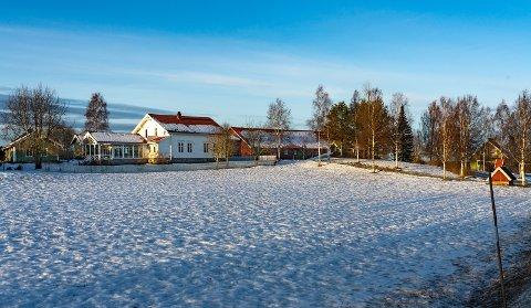 Flytter fra Nes til Oppland: Dermed ender slektshistorien på Nordre Skirseth gård med Terje Arvid Sann.