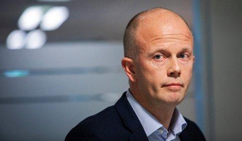 Bistandsadvokat for Hagen-familien, Svein Holden, holdt tirsdag en pressekonferanse i forbindelse med forsvinningssaken.