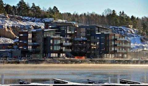 Populært: Siden salg av leiligheter startet på NJB er det totalt 54 kjøpere som er fra Sande. Arkivfoto: Svein-Ivar Pedersen