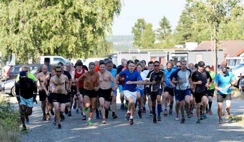 50: 50 løp Torsdagsløpet denne gang.