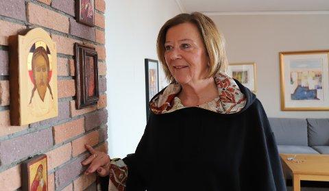 Kirsten Brandt utviklet svært stor sjenanse som barn, men ble en mester til å formidle budskap i voksen alder.