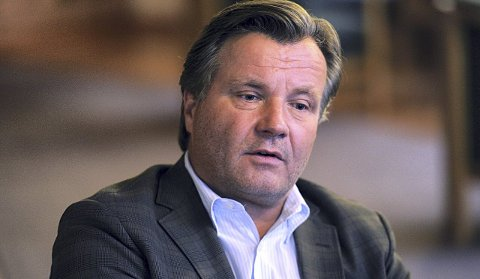 Lisens: Ib Thomsen i Frp har forventninger til NRK-lisensen i statsbudsjettet. Foto: ANB-arkiv