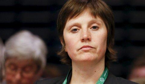 STIKK: Kjersti Toppe (Sp) mener helseministeren burde ha ordnet opp. FOTO: NTB / ANB  Foto: Jan Kåre Ness / NTB scanpix