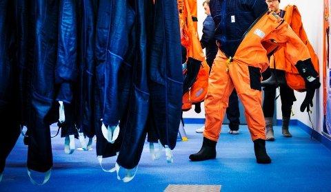 669 offshorearbeidere er tatt ut i streik.