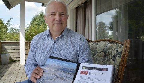 1 OPPSIKT: Are Høidal er intervjuet av både New York Times og Time Magazine om hvordan Norge behandler sine fanger.