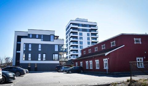 Byutvikling: SV vil bevare småbysjarmen på Mysen og unngå høyblokker som K2 i sentrum.