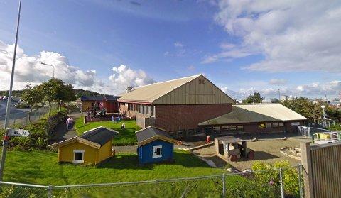 Snøde barnehage er en av barnehagene som har et oppgraderingsbehov både ute og inne.