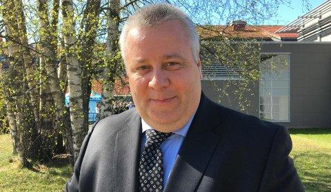 Landbruks- og matminister Bård Hoksrud (Frp) er vag i frohold til menneskapte klimaendringer, ifølge Dagsavisen. Foto: Jørgen Berge (Nettavisen)