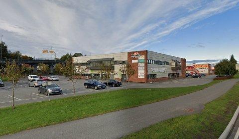 FLYTTER: Vaksinesenteret i Porsgrunn flyttes hit fra og med førstkommende mandag.