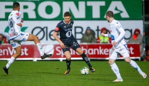 Benjamin Stokke er ønsket av Sarpsborg 08.