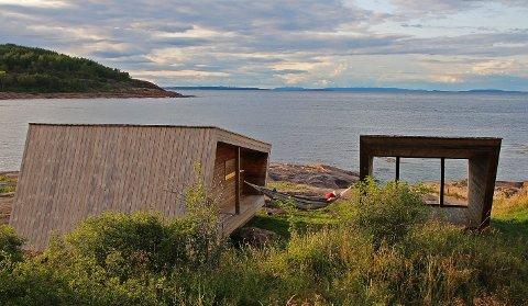 FOR KAJAKKPADLERNE: Padlehuker har kommet i Oslofjorden, her fra Østre Bolærne - og flere skal komme.