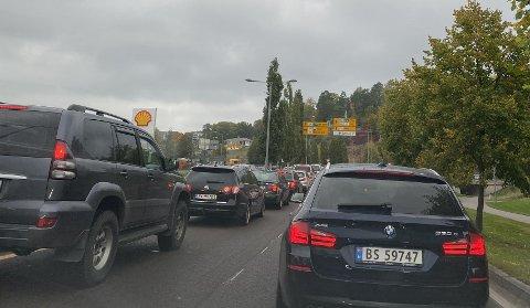 Onsdag 22. september er det den internasjonale bilfrie dagen. (Arkivfoto: Rolf-Martin Hansen)