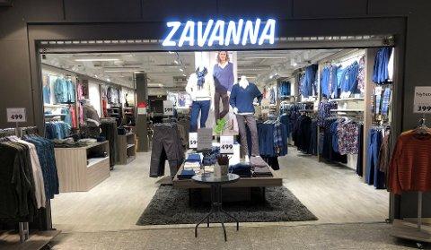 FLYTTER TIL FAGERNES: Motebutikken Zavanna åpner ny butikk på Fagernes Kjøpesenter i løpet av mars.