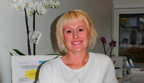 OPPBUD:Tine Lund-Berget fra da hun startet Bailine-salong i 2013. Arkivfoto