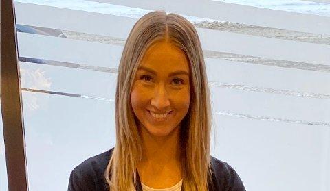 BYTTETBEITE:Etter fem år i DnB har Karianne Ekeren gått over til Eiendomsmegler 1.