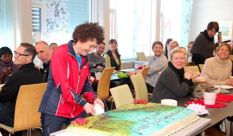 Medaljegrossist og mentor: tillegg til egen aktive sykkelkarriere er Gjertrud Bø nestor og forbilde i Soon CK.