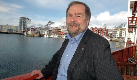 KrF går til Ap, sier forhandlingsleder Arve Knutsen.