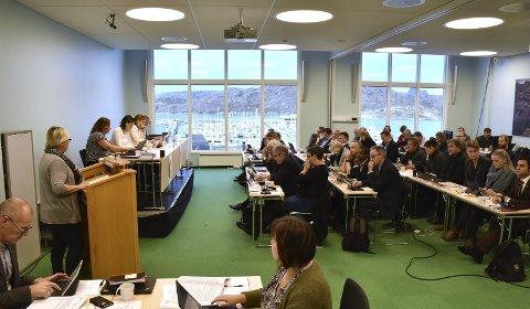 Politikk: Bystyret i Bodø behandler i dag en sak om organiseringen av det politiske arbeidet i Bodø, som kan få store negative konsekvenser. Illustrasjonsfoto
