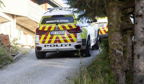 Ujevnt underlagt kan ha ført til at løftebukkene flyttet på seg i forbindelse med arbeidet, fastslår politiet.