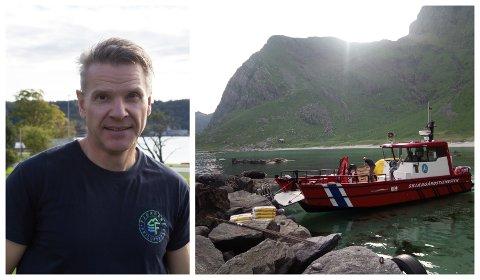 TRENG BÅT: Bjarte Engevik, dagleg leiar i Fjordane Friluftsråd, ønsker seg ein skjergardstenestebåt.