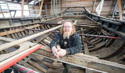 2 x ja: Knut Sørensen ba om tilskudd til to båter, og fikk totalt 95.000 kroner.