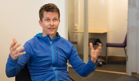 Fastlege og hjerneforsker Ole Petter Hjelle mener fysisk aktivitet bør få en større plass i legevitenskapen. Foto: Kristiania.no