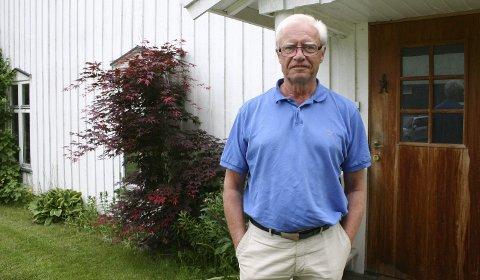 BEKYMRET: Et storting uten glåmdøler bekymrer tidligere regionrådleder Øystein Østgaard.