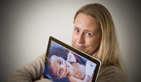 Sykepleier: Inger Helene Hansen fra Namnå har hatt flere utenlandsopphold som sykepleier, og er nå ved Gatehospitalet i Oslo. Hun fortalte sin historie i Glåmdalen for ei tid tilbake.