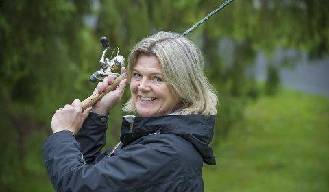 ANSVAR: Lise Oleane Berger Svenkerud er opptatt av at politikere i posisjon må ta ansvar og stå for vedtak de har fattet. FOTO: JENS HAUGEN