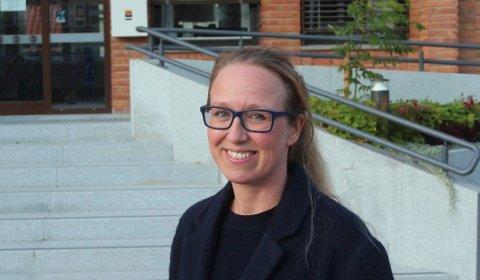 INGEN AVBESTILLER: Camilla Kvalø Smedtorp opplyser ovenfor Glåmdalen at de ikke det samme som Bærum.