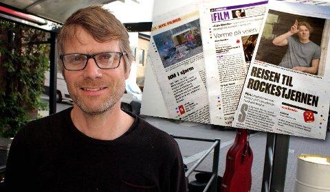 Regissør Christian Lo i selskapet Filmbin i Lillehammer, har fått VIP-stipend på 200.000 kroner fra Norsk filminstitutt.