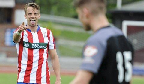 Øystein Lundblad Næsheim ble matchvinner for Kvik 2.