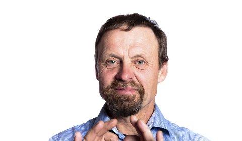 BER OM SVAR: Høgreleiar Lars Olav Bergsvåg i Etne ber ordføraren leggja etnenamnet bort før folkerøystinga. (Arkivfoto).