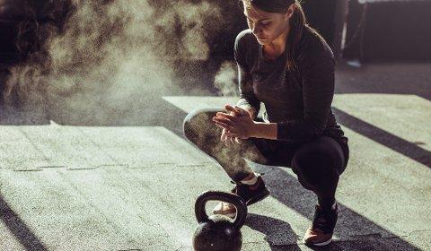 De fleste som begynner å trene på treningssenter slutter igjen. Fem ting bør på plass for at vi skal klare å opprettholde en treningsvane.