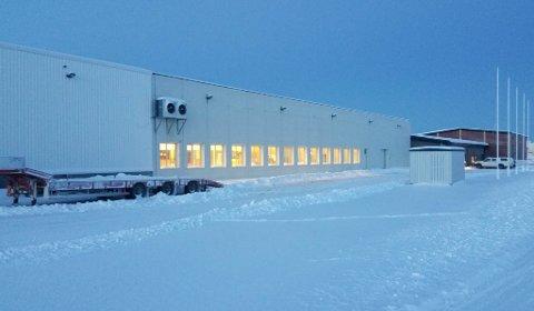 NYE JOBBER: Når produksjonen starter i fabrikken til Norwegian Fish Company i Mehamn, betyr det også flere jobber i Lakselv.
