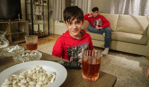OSCARNOMINERT: Filmen Kaperneum, hvor Zain Al Rafeea (14) spiller hovedrollen, er nominert til Oscar. Den blir omtolat i New York Times som en av 2018 beste filmer.