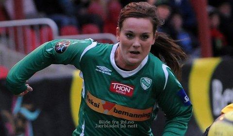 TILLIT: Hege Hansen har fått tillit på A-landslaget og kan få sin debut lørdag.