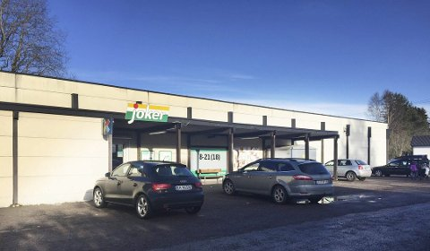 ENDRINGER: Flere bedrifter har nå meldt flytting til det tidligere Joker-bygget i Kaarbyveien 39 i Sundbyfoss.
