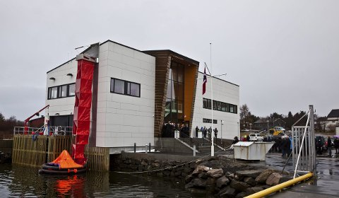 TRUES:  I 2015 ble det splitter nye sikkerhetssenteret på Gravdal tatt i bruk. Nå ønsker fylkesrådet at sikkerhetssenteret i Bodø, på Gravdal, eller begge, legges ned.