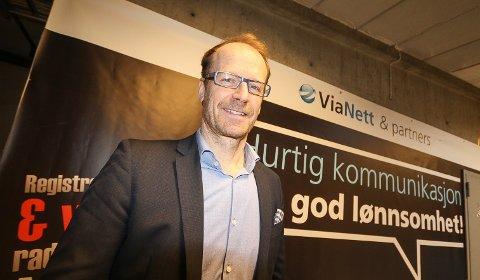 Et vendepunkt: Med Link Mobility som ny eier har Torstein Syvertsen i Vianett i Moss blitt en del av Europas største SMS-selskap.