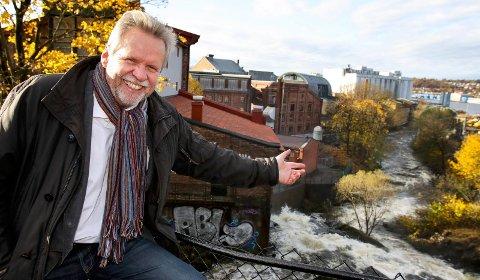 FANT MER PENGER: – Byjubileet er i ferd med å bli akkurat det spleiselaget og den dugnaden vi ønsker oss, sier prosjektleder Trygve G. Nordby i Moss2020.