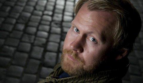 Veteran: Halvor Hammerstad fra Søndre Land fikk i går Krigsmedaljen for sin innsats i Afghanistan i 2010.FOTO: ARNE FLAATEN, Forsvarets Forum